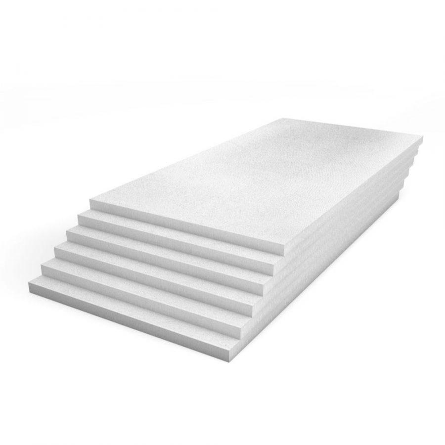 Kalziumsilikatplatten in 25mm als Mehrpack (weiss 1000mm x 500mm)