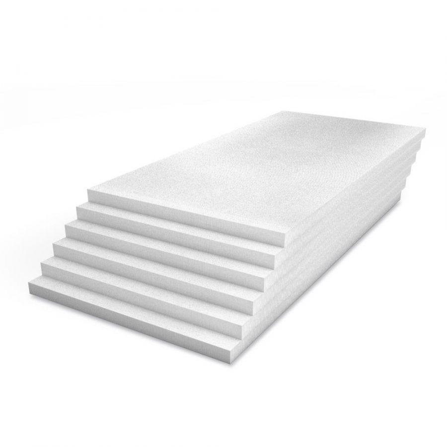 Kalziumsilikatplatten in 30mm als Mehrpack (weiss 1000mm x 500mm)