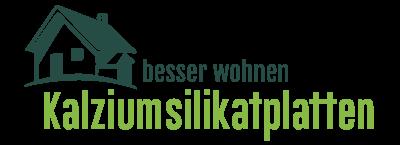 Kalziumsilikatplatten - besser wohnen - Logo