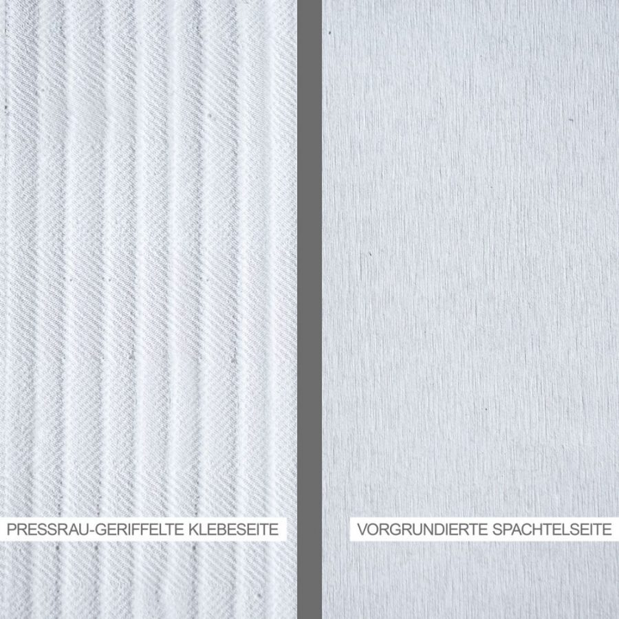 Kombi Sparpack Plus3 (vorgrundierte Kalziumsilikatplatten 1.000x625x50mm, Silikatkleber, Kalkspachtel & Silikatfarbe)