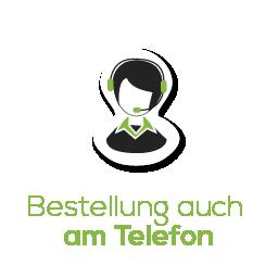 Bestellung auch am Telefon Icon