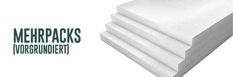 Vorgrundierte Kalziumsilikatplatten Mehrpacks