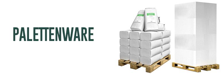 Palettenware - volle Paletten Kalziumsilikatplatten und Zubehör noch günstiger